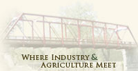 Where Industry & Agriculture Meet